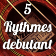 Ukulélé les 5 Strumming Patterns du débutant