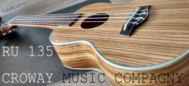 Test Ukulélé Vidar RU-135 – Croway Music Company