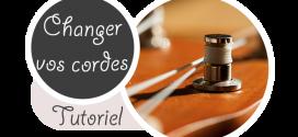 Comment changer les cordes d'un ukulélé