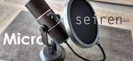 Nouveau micro Seiren