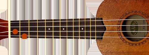 A-majeur-ukulele