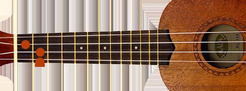 D-mineur-ukulele