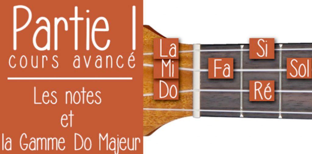 ukulele-avance-gamme