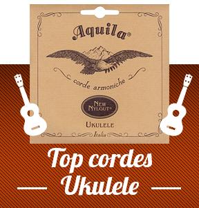 corde ukulele soprano