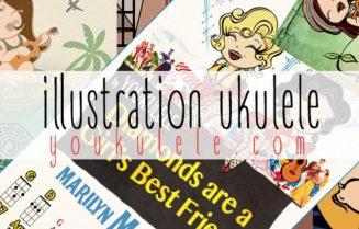 illustrations-ukulele