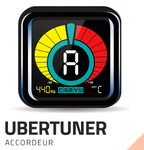 Ubertuner-accordeur