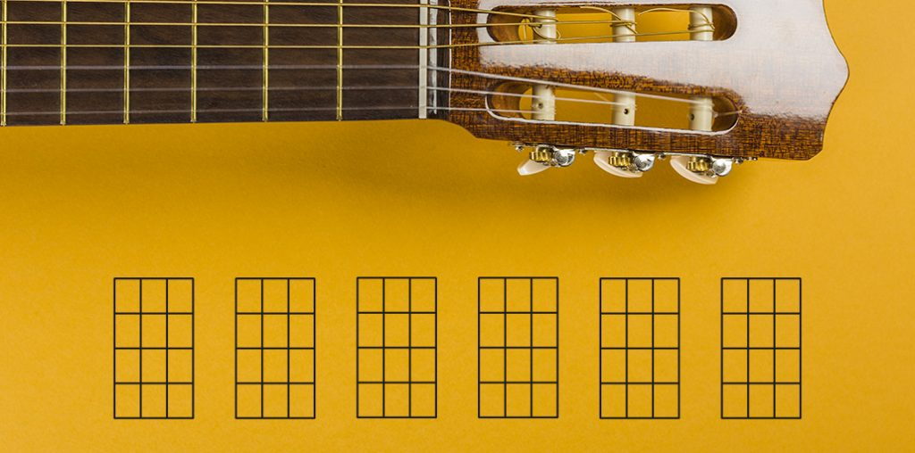 diagramme-d'accords-ukulele-vierges